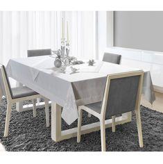 Fata de masa Vivian Gri #homedecor #interiordesign #inspiration #livingroomdecor Interiores Design, Dining Table, Furniture, Home Decor, Live, Decoration Home, Room Decor, Dinner Table, Home Furnishings