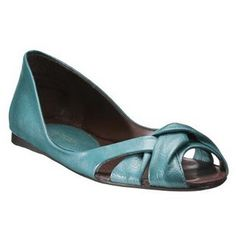Teal flats perfect for my bridesmaids