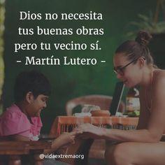 Martin Lutero - Frases cristianas
