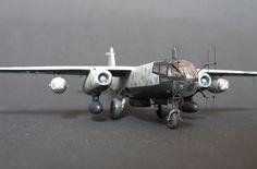 Arado Ar-234B Nachtigall - Dragon - 1-72