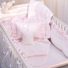 Sweetheart Baby Bedding and Nursery Kid Sets in Bedding Baby Girl Bedding, Cot Bedding, Baby Wedding, Baby Girl Crochet, Crib Sets, Baby On The Way, Baby Furniture, Baby Decor, Baby Tips