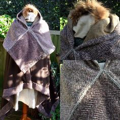Viking hood #vikingExcited to share the latest addition to my #etsy shop: Viking hood Skjoldehamn Hood 100% wool & linen ready to ship Viking Norse, Reenactment, Living History, SCA, LARP #viking #hood #reenactment