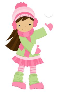 Afbeeldingsresultaat voor rosimeri andrade - rosimeri andrade - Álbuns da web do Picas Winter Wonder, Winter Fun, Laura Lee, Christmas Pictures, Kids Christmas, Christmas Cards, Snowman Clipart, Winter Clipart, Girls Clips