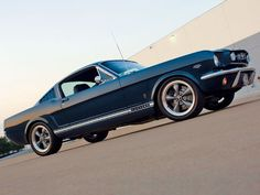 1966 Ford Mustang GT Fastback - Mustang Monthly