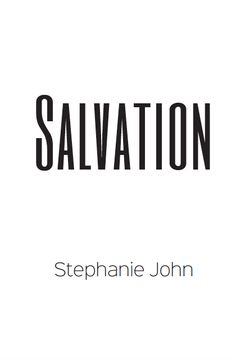 Salvation by Stephanie John, title page Title Page, Book Design, Interiors, Math, Books, Libros, Math Resources, Book, Decoration Home
