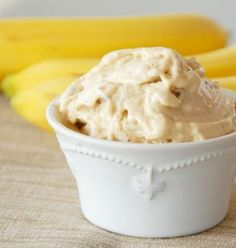 Recipe for Healthy Chunky Monkey Ice Cream (replace coconut milk for 1% milk, and almond butter for peanut butter)