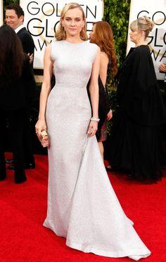 Golden Globe Awards   Wedding Worthy Gowns