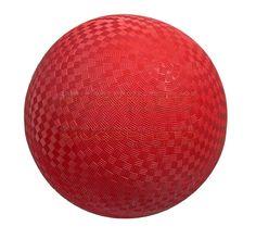 playing kickball & dodgeball