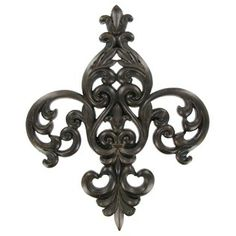 Antique Gold Sculpture Wall Decor | Shop Hobby Lobby