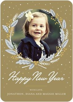 new years card