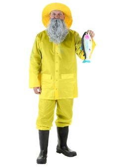 Fisherman Costume …