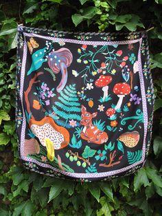 nathalie lete silk scarf