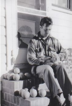 Jack Kerouac, the only man I'll ever truly love.