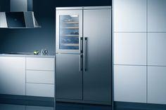amerikaanse koelkast in keuken - Google zoeken
