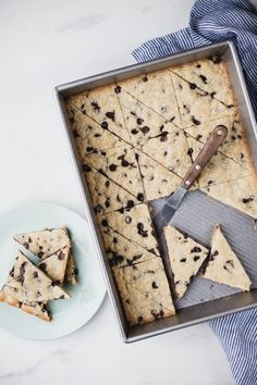 Cookie Brittle   Buttery, chocolatey and beautifully simple. @themodernproper