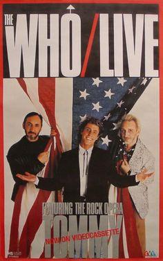 The Who Live - 1990 USA (Promo)