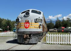 RailPictures.Net Photo: CP 4069 Canadian Pacific Railway EMD F7(A) at Squamish, British Columbia, Canada by Colin Arnot