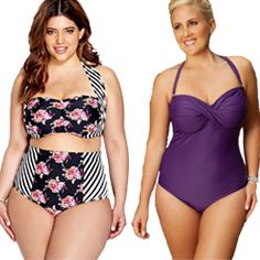 Plus Size Fashion Deals: Our Weekly Top 5 Fashion Steals under $50 – The Swimwear Edition - http://www.plus-model-mag.com/2014/02/plus-size-fashion-deals-our-weekly-top-5-fashion-steals-under-50-the-swimwear-edition/