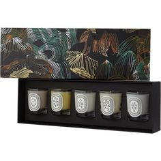 Diptyque Five Candle Winter Cofret at Barneys.com