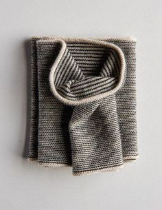 Newsprint Cowl | Purl Soho