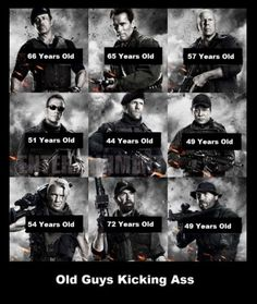 Excuse the language ;) but I just didn't realize how old some of them really are...Wow - even more impressive.