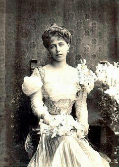 Marie of Romania.