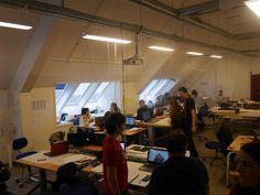 Alumnos en Dinamarca con FPaGrado