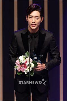 Seo Kang-joon  2014 Korea Drama Awards
