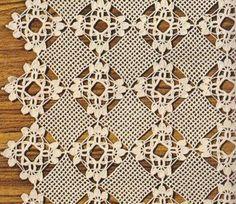 "Tapete ""Imperio"" a Crochet"