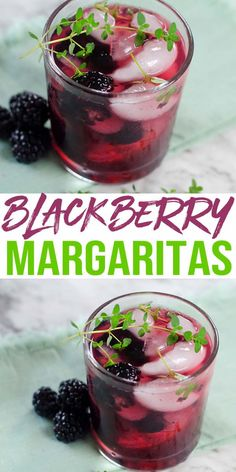 Alcoholic Drinks  BEST Blackberry Margarita Recipe  Easy and Simple On The Rocks - Blackberries - Ideas of Blackberries #Blackberries -  Blackberry Margarita! Easy blackberry margarita recipe for the BEST drink. Blackberry margarita on the rocks is a great tequila cocktails idea. Blackberry cocktail that is simple and no blended needed. Drinks alcohol recipes easy to make for Summer Spring Winter or Fall. Great for parties (Easter bachelorette party girls weekend birthdays bridal shower). Click