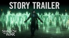 Official Shadow of War Story Trailer | 4K