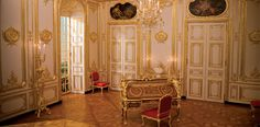 "Harry Smith spent 6,000 hours on Louis XV's ""cabinet intérieur du Roi,"" the king's study or corner room, in the Palace of Versailles."