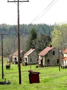 The Hunger Games District 12 Town for Sale