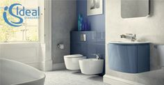 Bathroom by ideal standard homify.