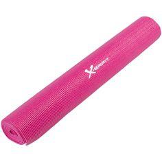 X-erfit Yoga Mat PVC, yogamatte - Treningsmatte - xxl.no