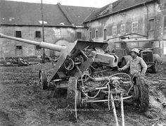 8,8 cm schwere Panzerjägerkanone 43 (8,8 cm PaK 43 L/71) | Flickr