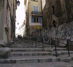 Marseille, France Monuments, French Riviera Style, Provence France, View Image, Architecture, Stairs, Casual, Alps, Marseille