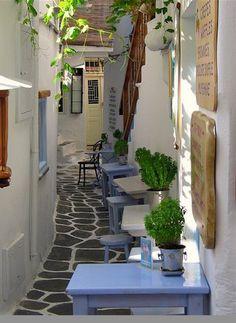 Grèce si belle si accueillante
