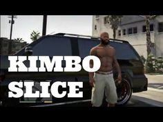 KIMBO SLICE STREET FIGHTING IN THE HOOD  GTA V