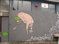Clever Graffiti - Ironic Graffiti - Funny Graffiti