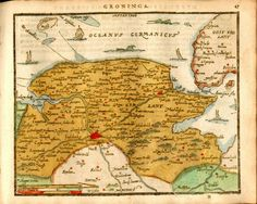 Vintage World Maps, History, Languages, Netherlands, Holland, Cards, Idioms, The Nederlands, The Nederlands