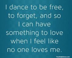 Dance... - Your Daily Dance