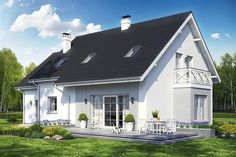 Home Fashion, Future House, Sweet Home, Windows, Mansions, House Styles, Home Decor, Templates, Plants