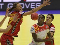 Angola no fue rival para las Guerreras que jugarán los Octavos de Final frente a Hungría
