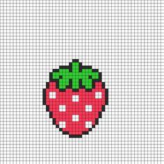 29 Ideas For Knitting Charts Cute Perler Beads Easy Perler Bead Patterns, Perler Bead Templates, Pearler Bead Patterns, Diy Perler Beads, Perler Bead Art, Kandi Patterns, Hama Beads Kawaii, Owl Perler, Pearler Beads