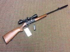Anschutz 525 Semi automatic  Rifles