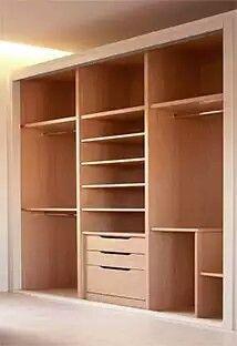 Wardrobe Internal Design, Wall Wardrobe Design, Bedroom Built In Wardrobe, Wardrobe Door Designs, Wardrobe Furniture, Bedroom Closet Design, Bedroom Furniture Design, Wardrobe Closet, Closet Designs