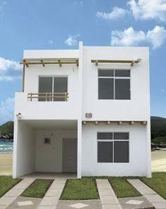 Resultado de imagem para fachadas casas simples e pequenas for Casas minimalistas pequenas