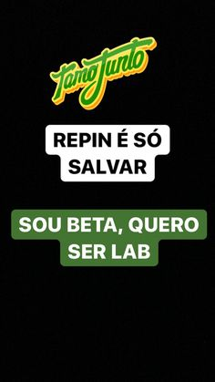 REPIN É SÓ SALVAR. #betaajudabeta #betaajuda #betalab #BetaQuerLab #beta