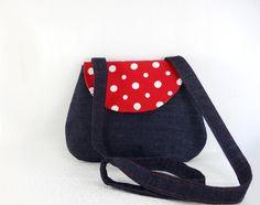 Sling Mini Messenger bag Sewing Pattern